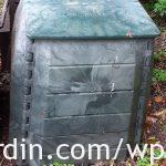 Garden compost bin Pontivy Commune