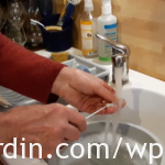 Cleaning sprayer filter_3