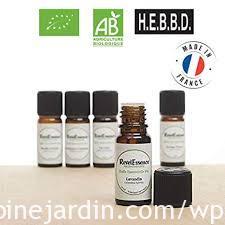 Huiles essentielles-Essential oils