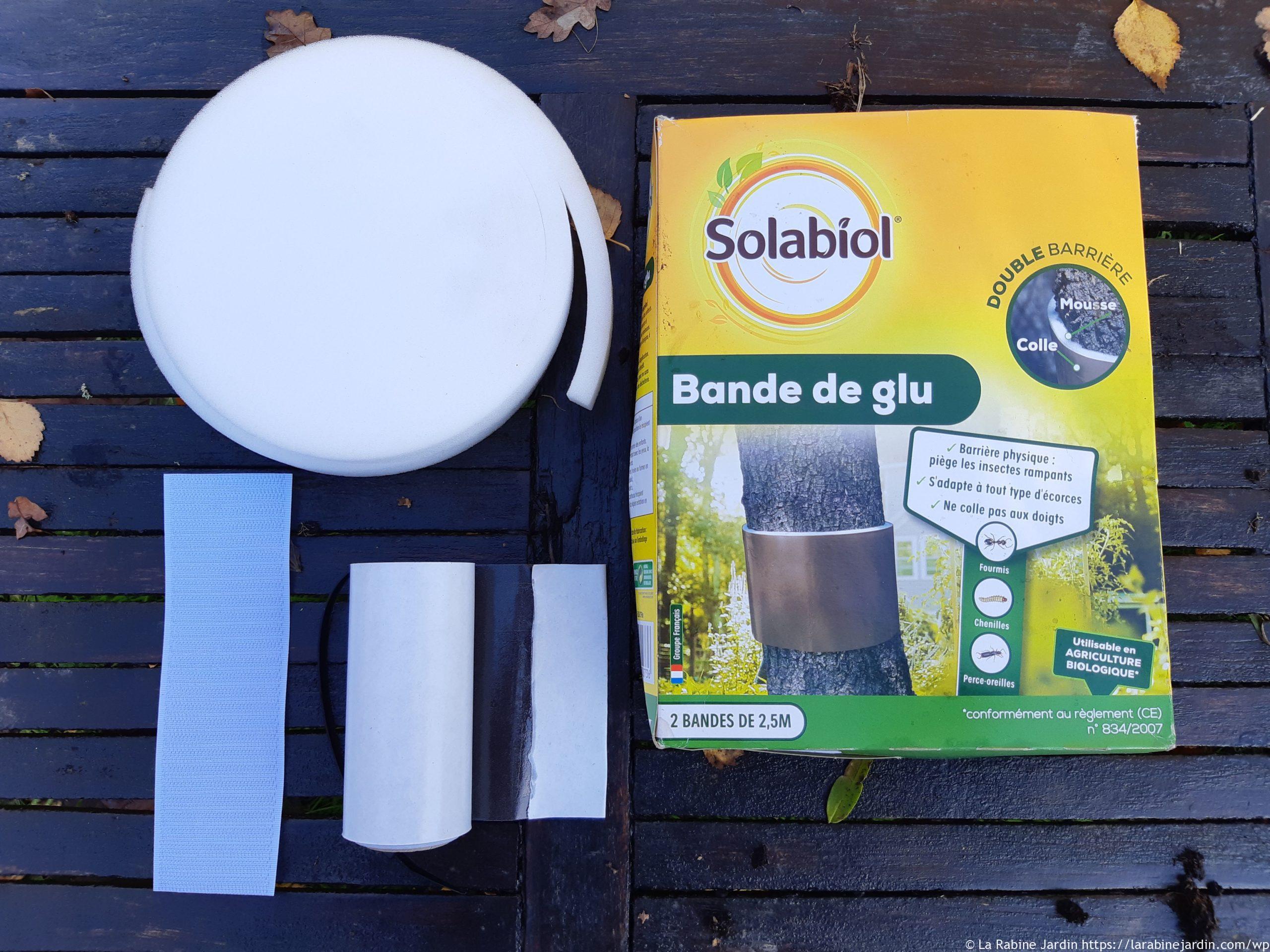 Solabiol_Kit de bande de glu