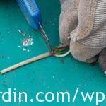 Cutting at leaf node
