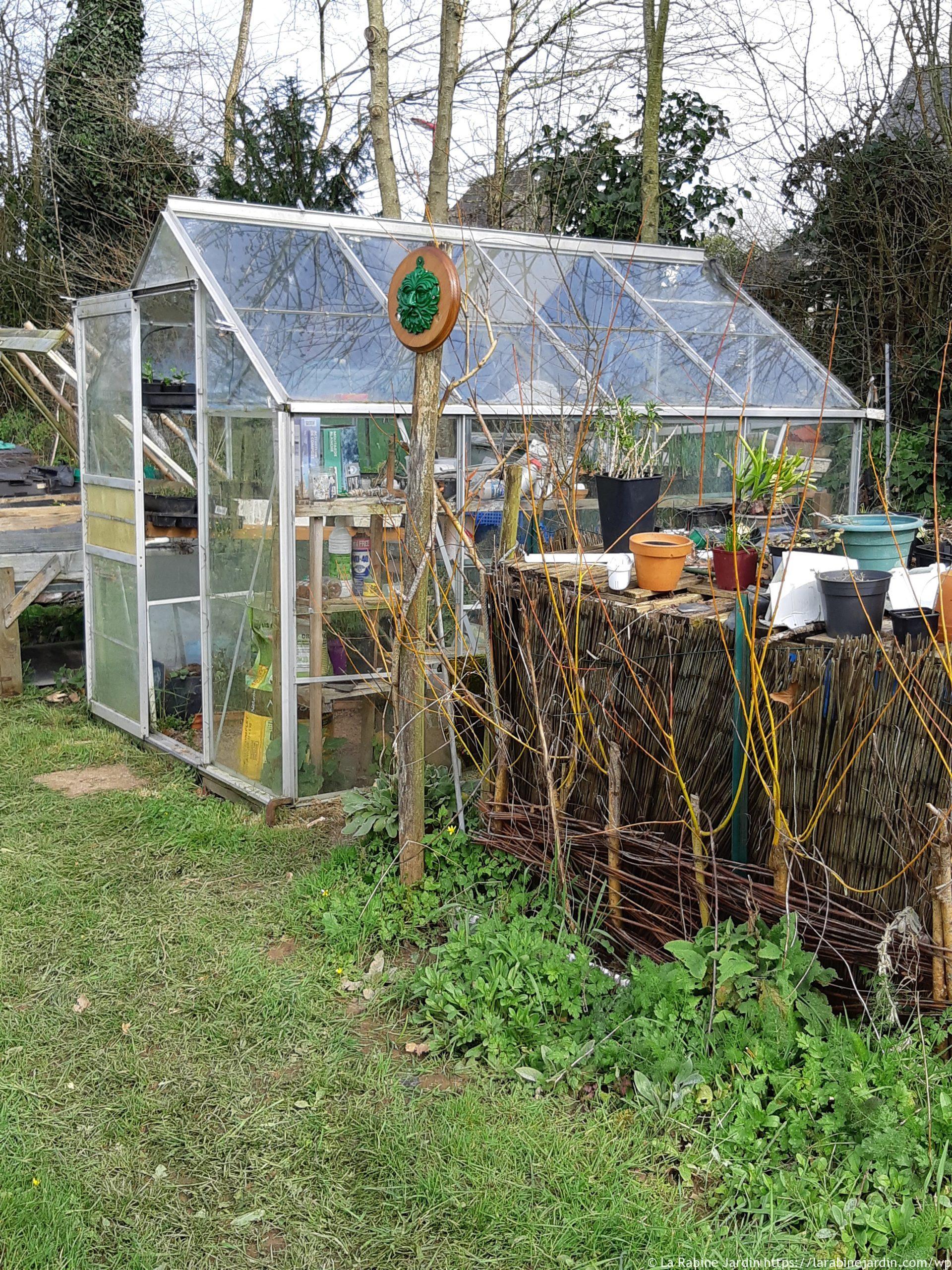 Re-glazed greenhouse at La Rabine_1